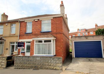 Thumbnail 3 bed semi-detached house for sale in Mascot Road, Victoria Park, Bristol