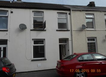 Thumbnail 2 bed terraced house to rent in Margam Street, Cymmer, Port Talbot, Neath Port Talbot.