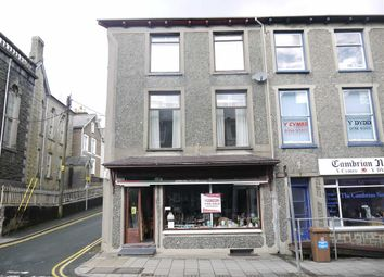 Thumbnail 3 bed property for sale in Bank Place, Porthmadog, Gwynedd