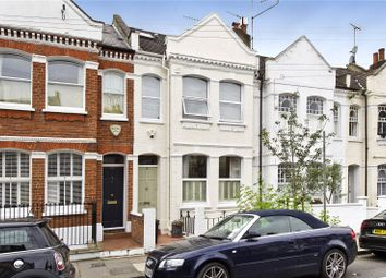 Thumbnail 4 bed terraced house for sale in Hazlebury Road, London