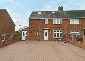 Thumbnail 6 bed semi-detached house to rent in Mountfield Drive, Bestwood, Nottingham