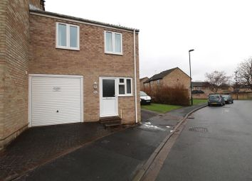 Thumbnail 3 bed end terrace house for sale in Gatcombe Drive, Stoke Gifford, Bristol