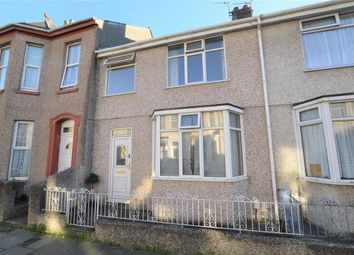Thumbnail 3 bed terraced house for sale in St. Leonards Road, Plymouth, Devon