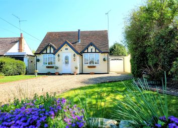 Thumbnail 2 bed detached bungalow for sale in Chestfield Road, Chestfield, Whitstable