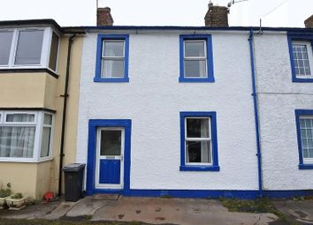 Thumbnail 2 bed terraced house for sale in Field View, Port Carlisle, Wigton
