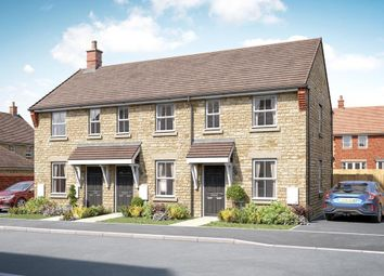 """Thumbnail 1 bedroom terraced house for sale in """"Hursley"""" at Knolles Drive, Stanford In The Vale, Faringdon"""