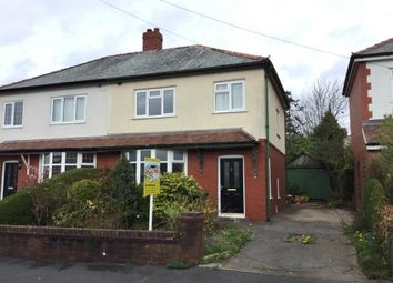 Thumbnail 3 bed semi-detached house for sale in Brookfield Drive, Fulwood, Preston