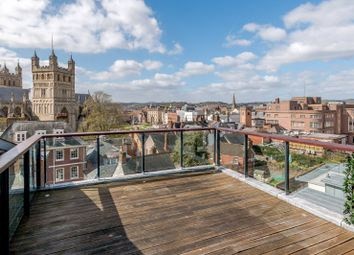 Thumbnail 2 bedroom flat for sale in Friary Court, 22 Bedford Street, Exeter, Devon