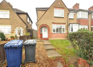Thumbnail 3 bed property to rent in Carr Road, Northolt