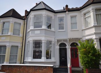 Thumbnail 4 bed terraced house to rent in Rathcoole Avenue, London