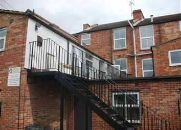 Thumbnail 1 bed flat to rent in 1A Cowper Street, Northampton, Northamptonshire