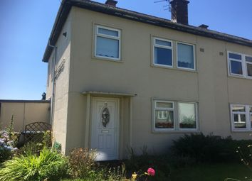 Thumbnail 3 bed semi-detached house to rent in Orchard Way, Shildon