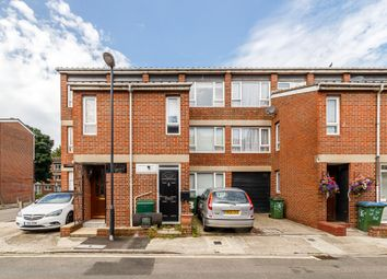 Thumbnail 4 bed terraced house for sale in Davern Close, London