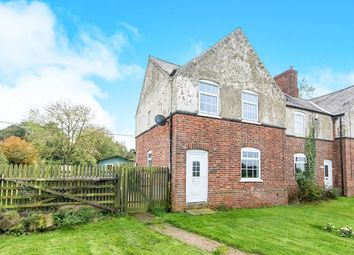 Thumbnail 3 bed terraced house for sale in Main Road, Langton-By-Wragby, Market Rasen