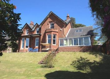 Thumbnail 5 bedroom detached house for sale in Montgomerie Terrace, Skelmorlie, North Ayrshire