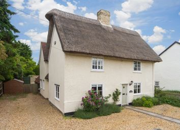 Thumbnail 4 bed cottage for sale in Hay Street, Steeple Morden, Royston