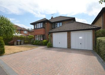 Thumbnail 4 bed detached house for sale in Worcestershire Lea, Warfield, Bracknell