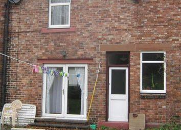Thumbnail 2 bed terraced house to rent in Railway Terrace, Gilsland, Brampton