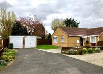 Thumbnail 3 bed bungalow for sale in Buckingham Close, Fishtoft, Boston