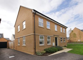 Thumbnail 4 bed detached house for sale in Oak Leaze, Patchway, Bristol
