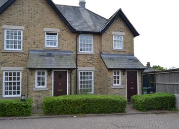 Thumbnail 3 bed end terrace house for sale in Warrenne Way, Reigate