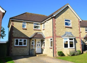 Thumbnail 4 bed detached house for sale in Saunters Close, Wincanton