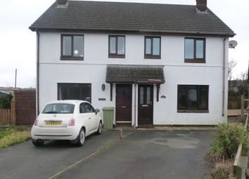 Thumbnail 3 bed semi-detached house to rent in Haulfan, Ffos-Y-Ffin, Aberaeron