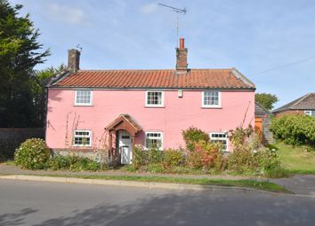 Thumbnail 3 bed cottage for sale in Coast Road, Bacton, Norwich