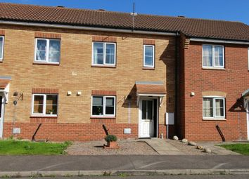 Thumbnail 2 bed terraced house for sale in Jasmine Court, Spalding