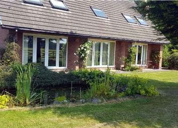 Thumbnail 3 bed detached house for sale in Stannington, Morpeth
