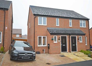Thumbnail 2 bed semi-detached house for sale in Balmoral Close, Northampton