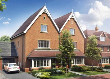Thumbnail 4 bed semi-detached house for sale in Epsom Road, Guildford, Surrey