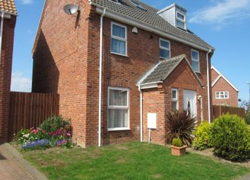 Thumbnail 5 bed detached house to rent in Carrel Road, Gorleston