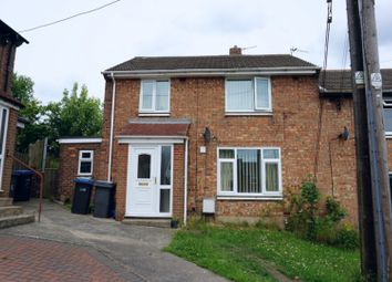 Thumbnail 3 bed end terrace house for sale in Neil Crescent, Durham