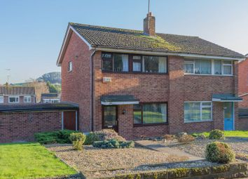 Thumbnail 3 bed semi-detached house to rent in Exhibition Road, Crediton