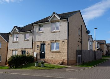 Thumbnail 3 bed semi-detached house to rent in Millbank Avenue, Bishopton, Renfrewshire