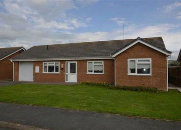 Thumbnail 3 bed detached bungalow for sale in 5, Swn Y Wylan, Tywyn, Gwynedd