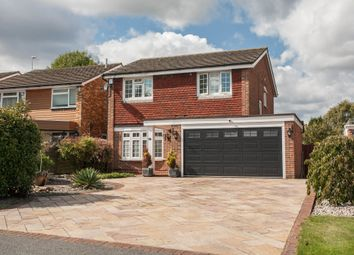 Thumbnail 4 bed detached house for sale in Sunnyfield Road, Chislehurst, Kent