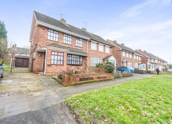Thumbnail 3 bed semi-detached house for sale in Sheldon Heath Road, Birmingham