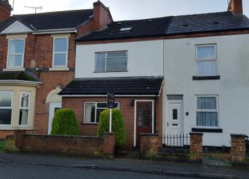 Thumbnail 3 bed terraced house for sale in Scropton Road, Hatton, Derby