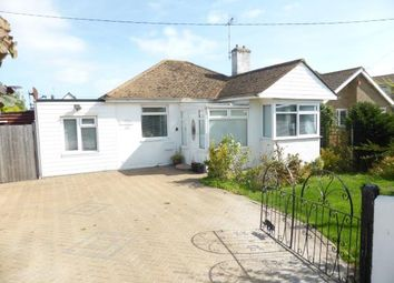 Thumbnail 3 bed bungalow for sale in Orchard Road, St Mary's Bay, Romney Marsh, Kent