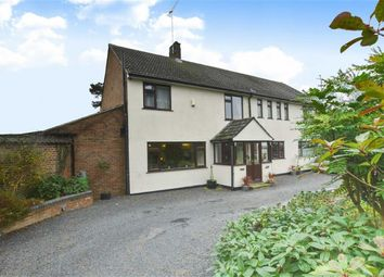 Thumbnail 5 bed detached house for sale in Warner Road, Ware, Hertfordshire