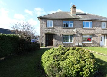 Thumbnail 4 bedroom semi-detached house for sale in Commercial Road, Oldmeldrum