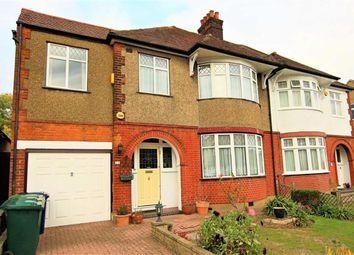 Thumbnail 5 bed semi-detached house for sale in The Ridgeway, Friern Barnet, London