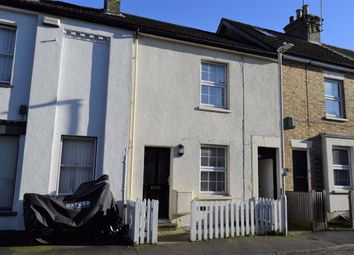 Thumbnail 2 bed terraced house to rent in Cobden Road, Sevenoaks