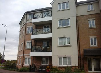 Thumbnail 2 bed flat for sale in Bleinham Square, North Weald