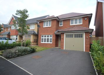 Thumbnail 4 bed detached house for sale in Dowley Gap, Worsley, Manchester