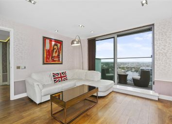 Thumbnail 1 bed flat for sale in Pan Peninsula East, London