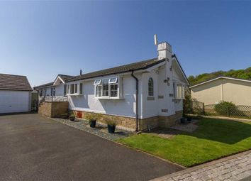 Thumbnail 2 bed bungalow for sale in Bridgend Park, Wooler, Northumberland
