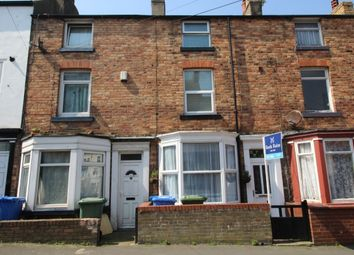 Thumbnail 2 Bed Terraced House To Rent In Trafalgar Terrace Scarborough